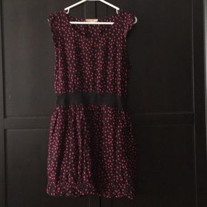 Sandro Polka dots dress (size 2)